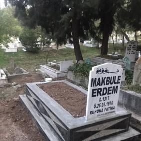 Güven İş Mermer - Mozaik Mezar Modelleri